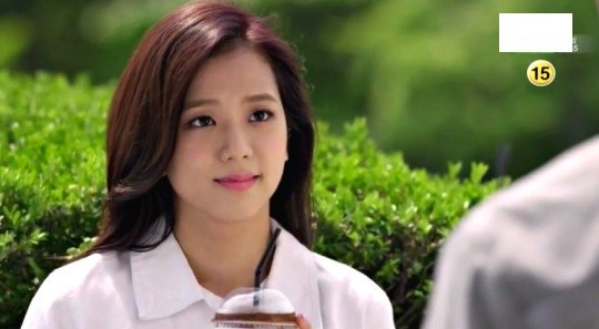 "Image: Kim Jisoo's cameo in drama ""Producer"" / KBS2"