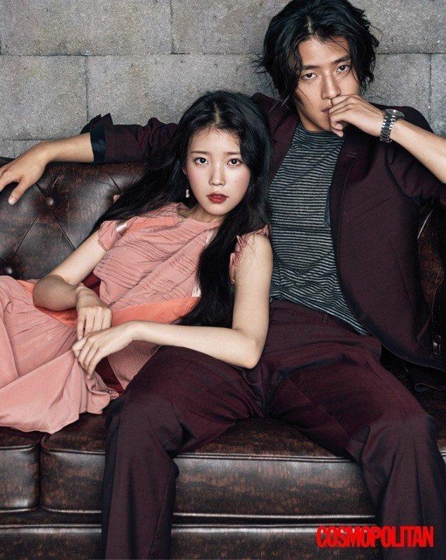 "Image: ""Cosmopolitan Korea"" / Instiz"