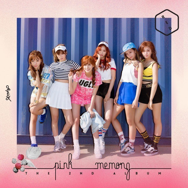 "Apink ""Pink Memory"" / Plan A Entertainment"