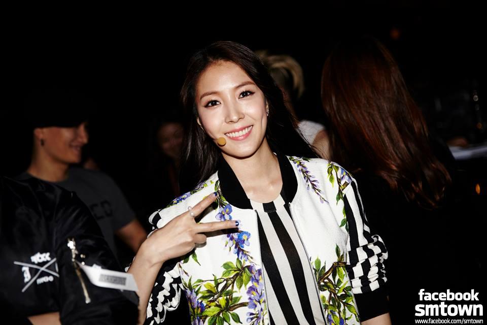 Image: SM Entertainment / BoA's Facebook