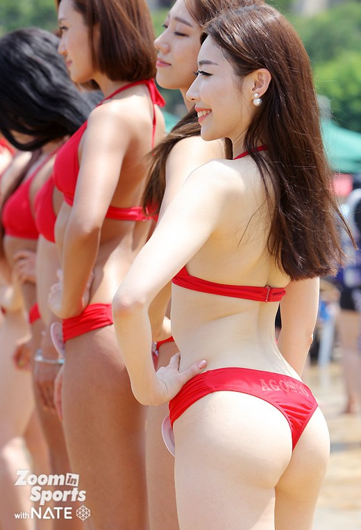 Hot sexy korean bikini variant