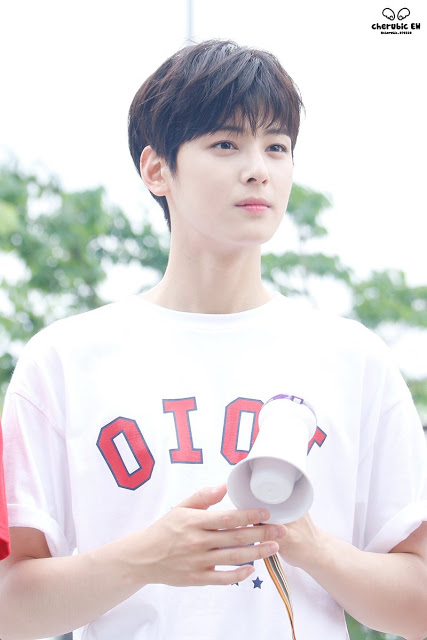 Fans Claim Astro S Cha Eunwoo Was Born Perfect After