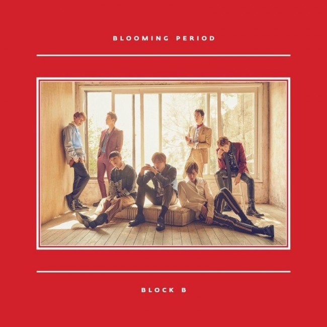 "Block B ""Blooming Period"" / Seven Seasons"