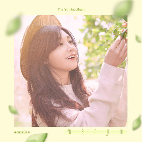 Apink's Jeun Eun Ji 1st mini-album / Plan A Entertainment