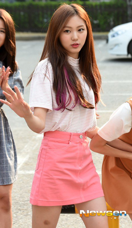 Image: CLC Kwon Eun Bin / Photo taken by Newsen