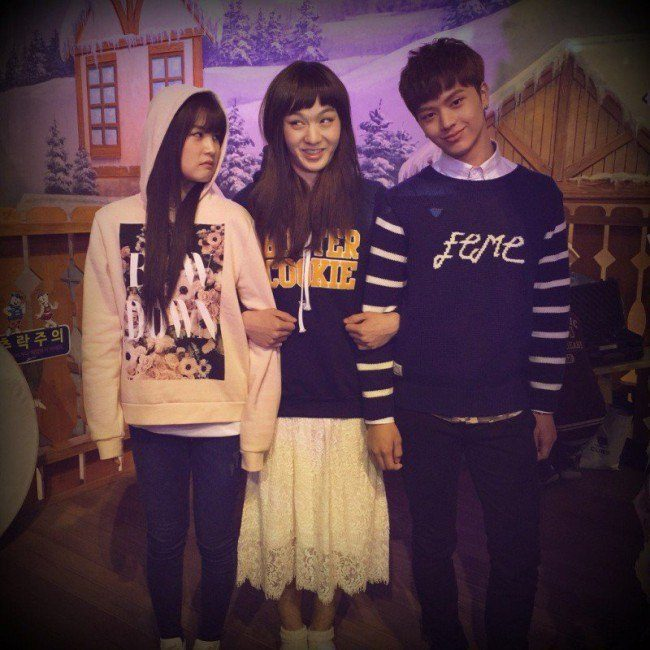 Apink member dating exo