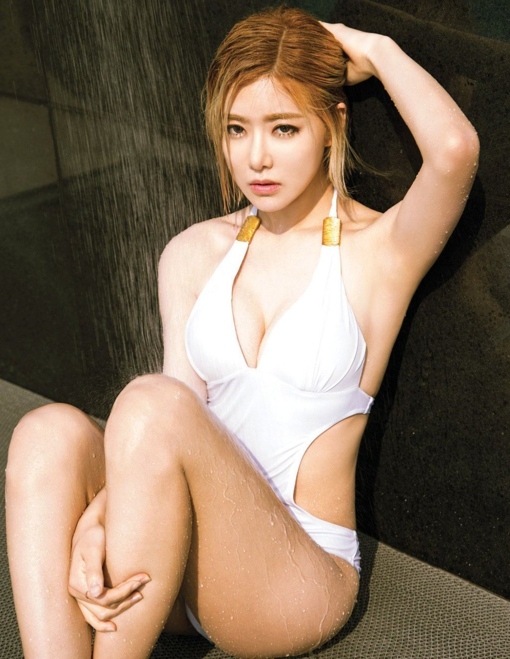 Hot sexy korean bikini something is