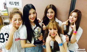 Image: Red Velvet's Facebook / SM Entertainment