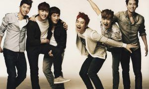 Image: 2PM / JYP Entertainment