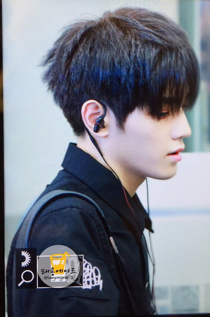 Fans Going Crazy Over Taeyong S New Hair Color Koreaboo