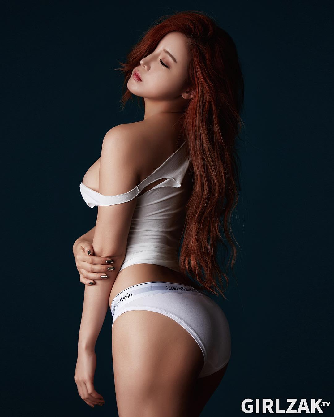 Laysha Goeun's latest seductive photo shoot is NSFW — Koreaboo