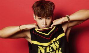 "2PM's Jun. K in ""Dazed and Confused"" Magazine 2016"