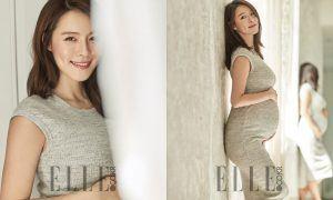 Kahi Elle Magazine