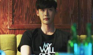 "Capture of Lee Jong Suk in drama ""W"""