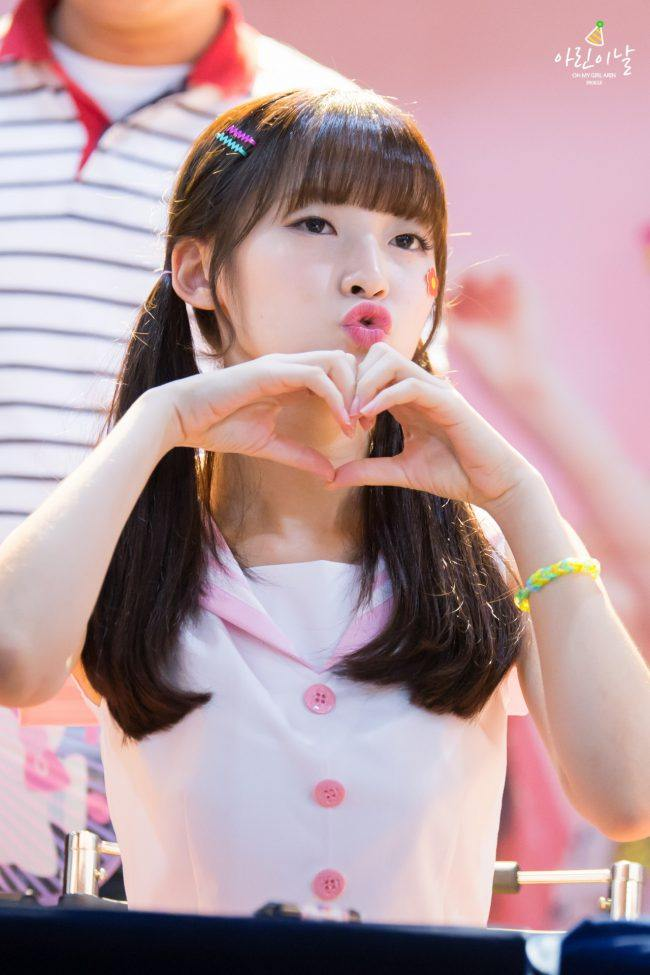 Oh My Girl Arin 2