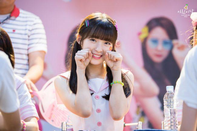 Oh My Girl Arin 4