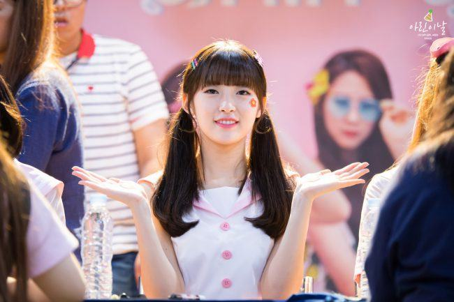 Oh My Girl Arin 5
