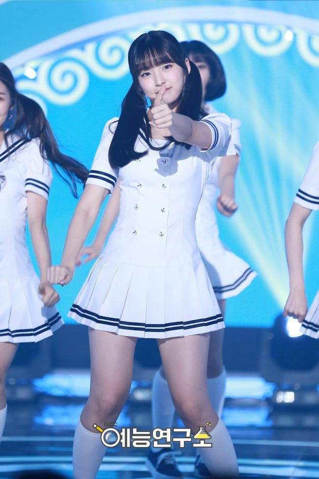 Oh My Girl Arin 8
