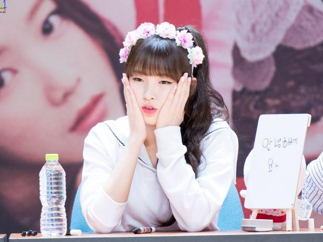 Oh My Girl Arin 9
