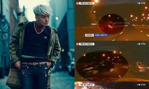 (Left) Seungri / YG Entertainment (Right) 2014 collision / YTN News