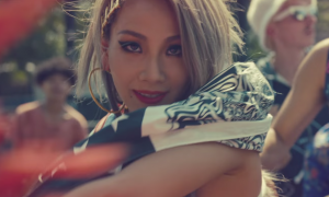 "Image from CL's ""Lifted"" MV"