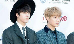 BEAST Dongwoon and Doojoon / STARJN