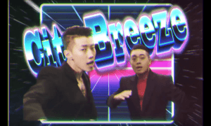 """Jay Park and Kirin in """"City Breeze"""" music video"""