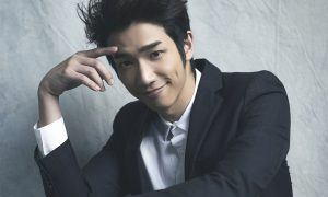 Image: Taiwanese Actor Liu Yi Hao