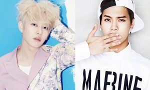 Image: Super Junior's Heechul and GOT7's Jackson / SM Entertainment, JYP Entertainment