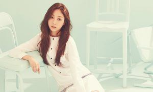 "Lovelyz's Jisoo ""Lovelinus"" / Woollim Entertainment"