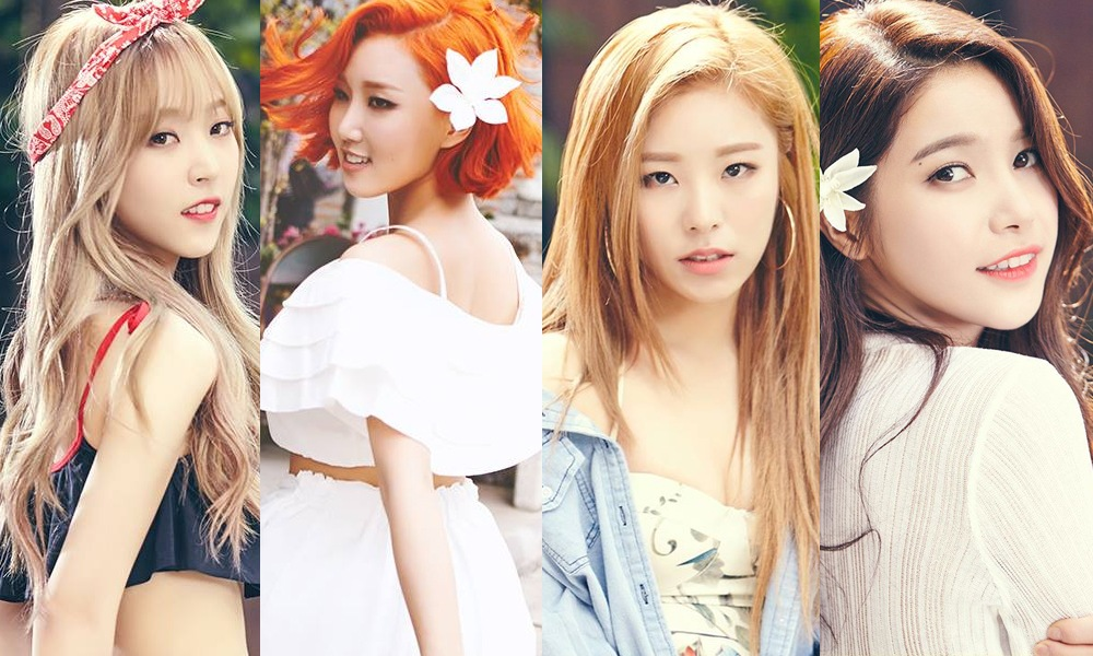 Mamamoo Members Profile 2017 Songs Facts Etc A