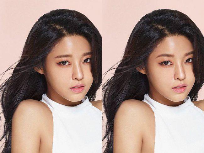 Do You Like The Straight Eyebrow Trend In Korea Beauty Fashion