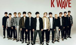 Seventeen photoshoot for K Wave magazine / Pledis Entertainment