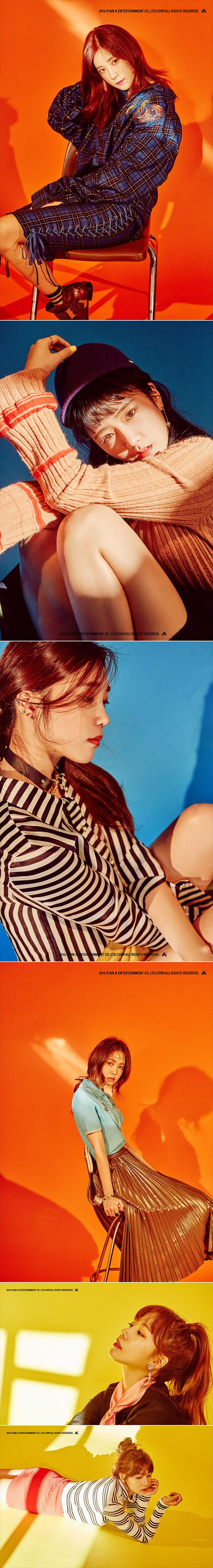 "Image: Apink teasers for ""Pink Revolution"" / Naver Music"
