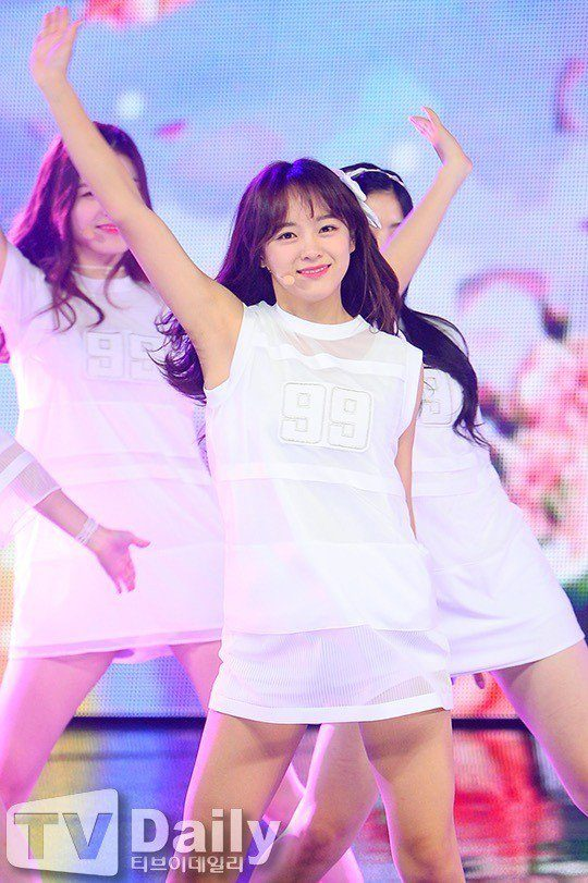 Koreans Obsess Over I O I Sejeong For Her Quot Beautiful