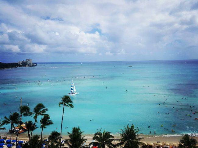 Seohyun instagram update_1 hawaii