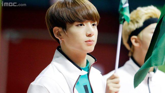 Jungkook Behind the Scenes Idol Athletics