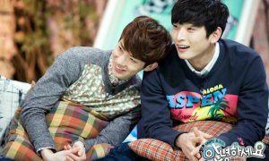 Jokwon and Jinwoon / JYP Entertainment
