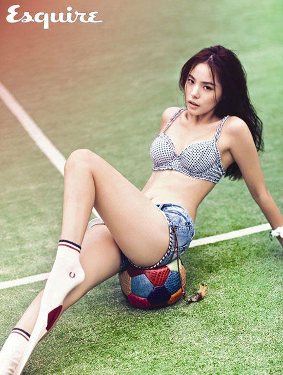 Min Hyo Rin for Esquire Korea Magazine. / Esquire