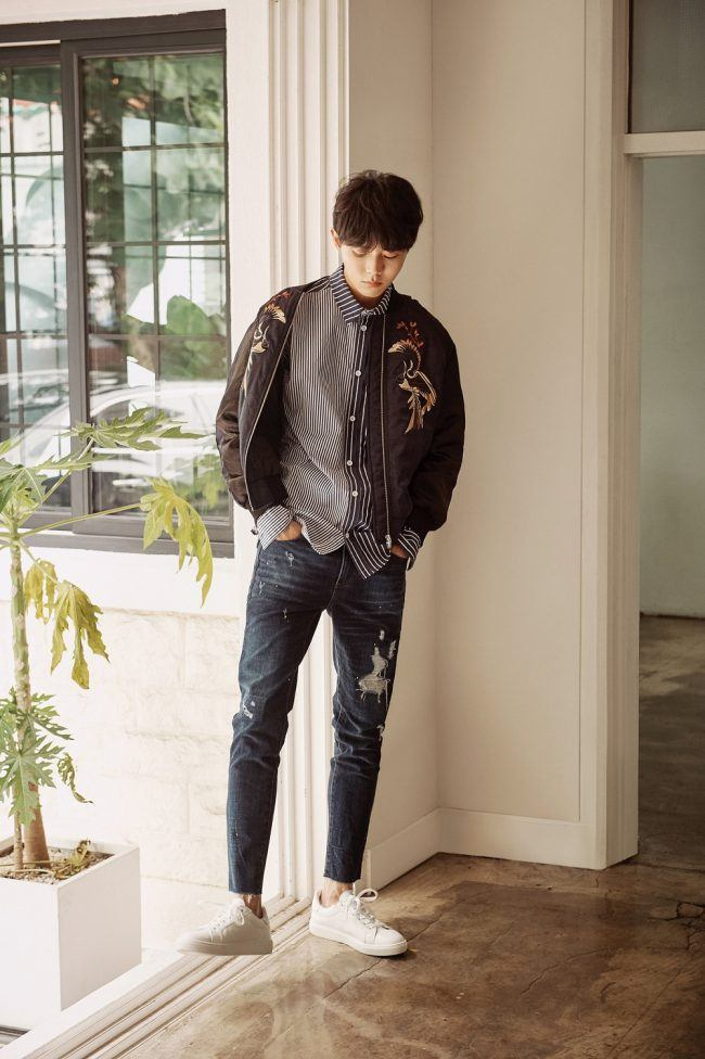 "Image: Joo Woo Jae for ""Guess"""