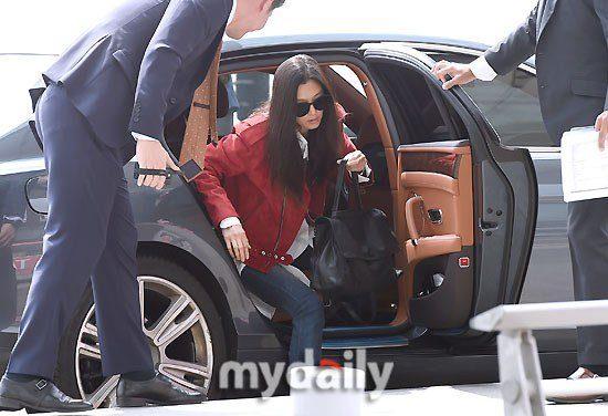 Jun Ji Hyun Airport