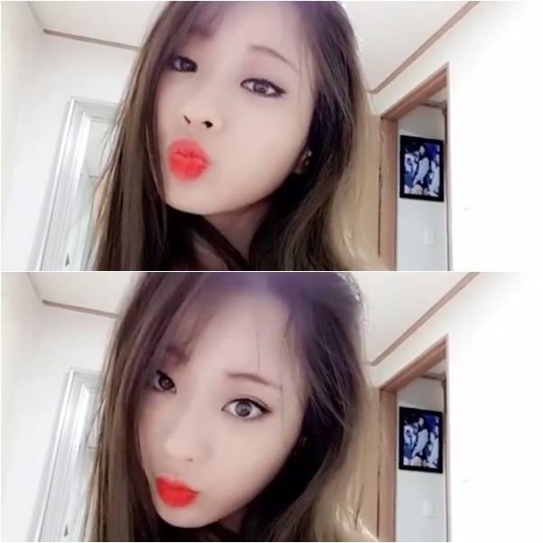 Instagram: Kyungri