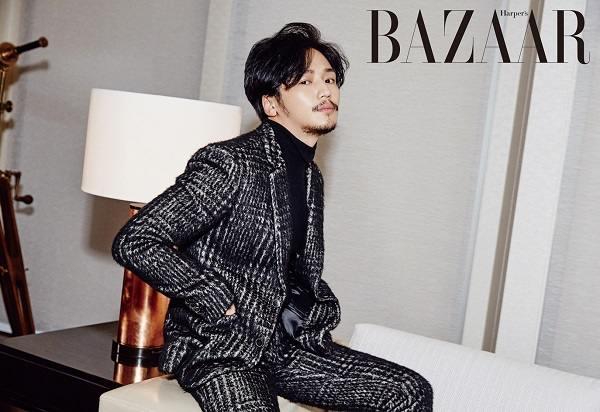 Byun Yo Han Bazaar 3