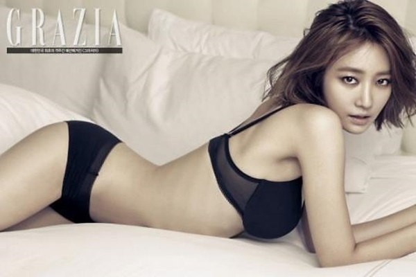 Goo Joon Hee for Grazia