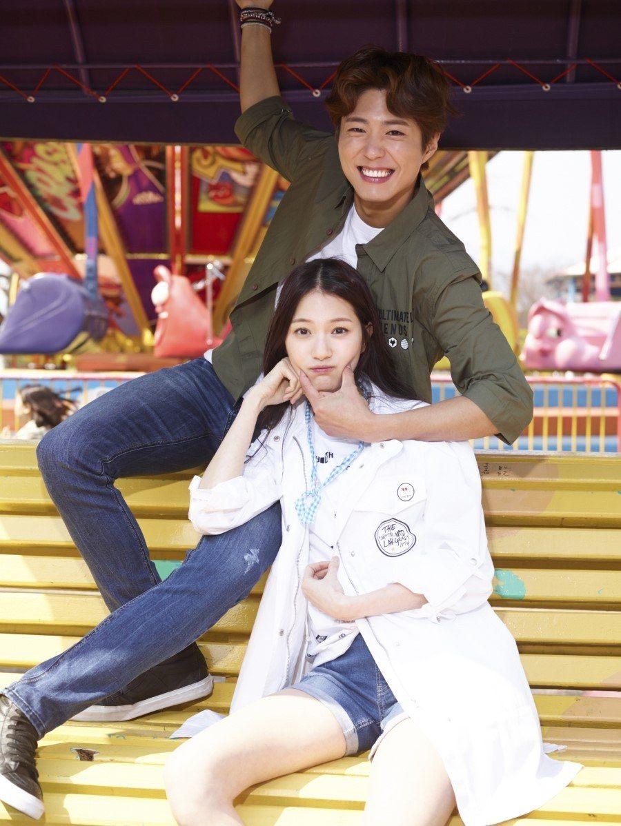 Park Bo Gum's photoshoot for Edwin Magazine / Pann