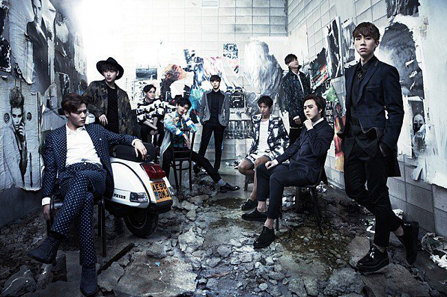 "ZE:A 2016 for ""Continue"" / Naver Music"