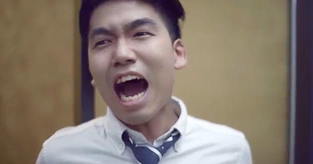 Screen-capture of angry netizen's tweet regarding SnowCam's allegedly insensitive commercial #2. / Instiz