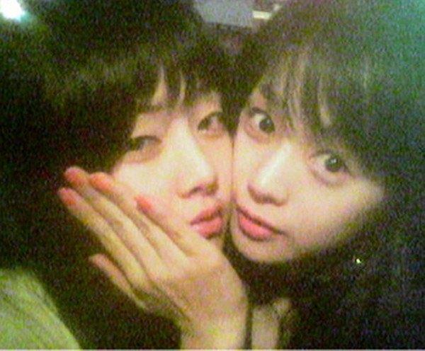 Han Hyo-joo and Hong Soo-Ah