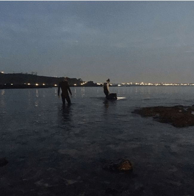 Jeju Island Beaches: EXO's D.O. And Sehun Explore Jeju Island Together