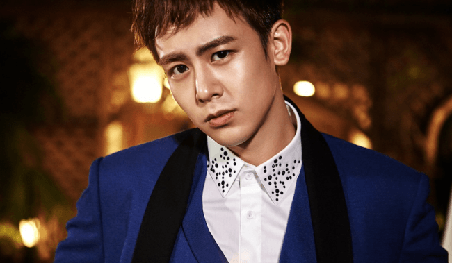 Nichkhun teaser image for 2PM 6th full album, GENTLEMEN'S GAME. / JYP Entertainment / JYPnation's Official Twitter